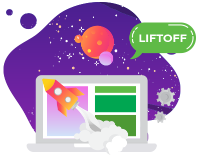 Launch Your Website in just 45 Days