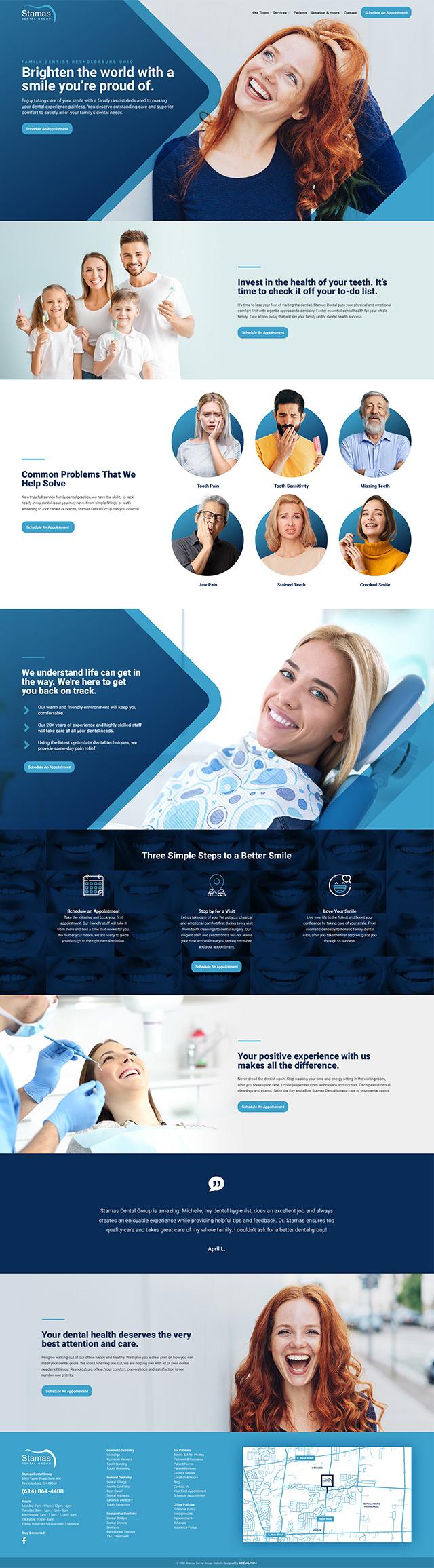 Stamas Dental Group
